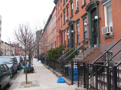 E118th Street. On the street was the scene where Sonny Corleone pummeled Carlo Rizzi.