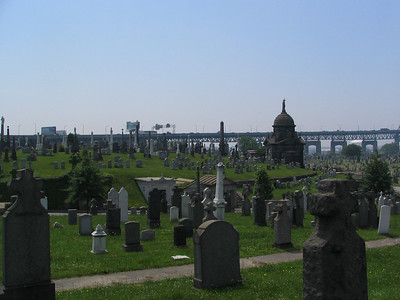 Calvary Cemetary, Brooklyn. The Don's burial location.