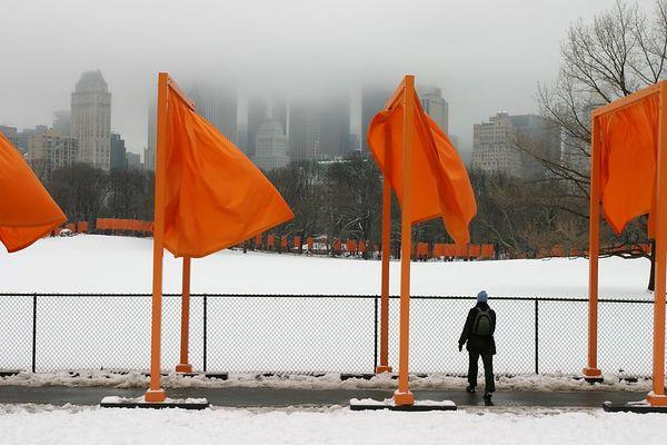 orange new york (the gates)