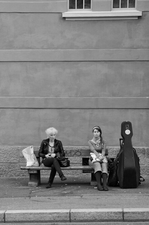 Strangers.