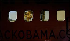 Barack Obama, New York Times Image