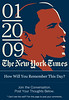 New York Times Inauguration Image<br /> 01<br /> 20<br /> 09