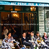 Parisian Cafe, Au Petit fer a cheval, Paris, International City.