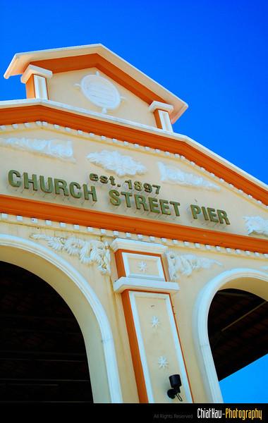 Church Street Pier
