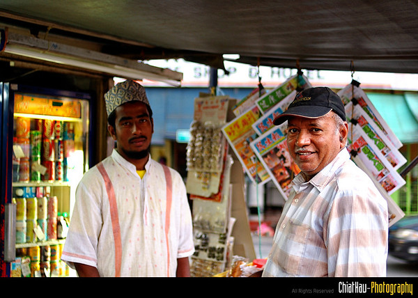 This stall uncle is from Alor Setar as well (same home town as me) and he has spent 25 years in PG.