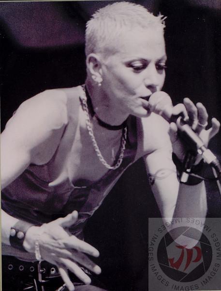 Joan Jett sings at SJ Gay Pride