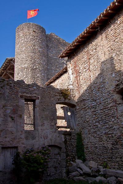 Pérouges - Ain - France