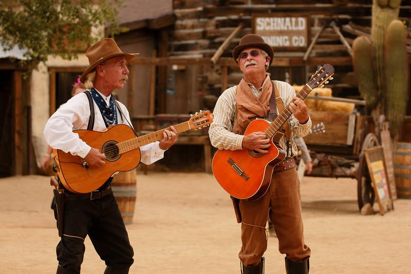 Pioneertown Posse July 30 2011, Pioneertown, CA, Old West Shoot Out