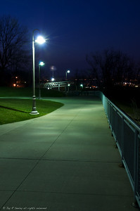 West overlook walkway