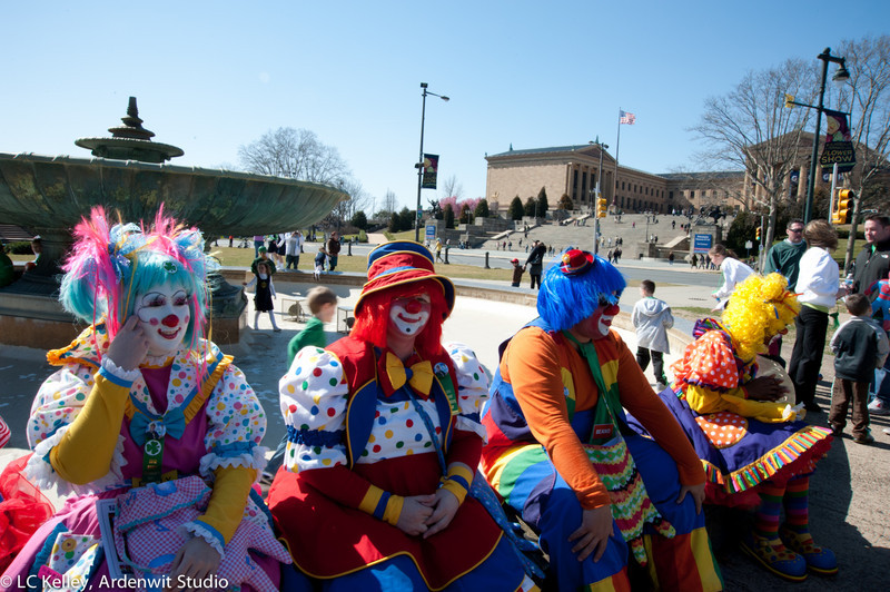 Mott Campus Clowns