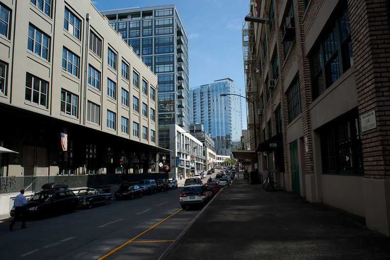 """Another view of the Pearl District, """"Portland's Yaletown."""""""