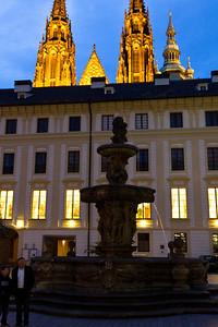 Around Prague Castle