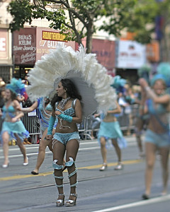 SF Pride, June 2008