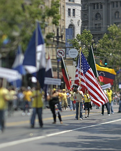 Flag, SF Pride, June 2008