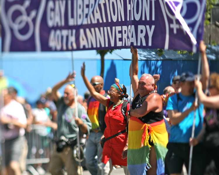 Gay Liberation Front, SF Pride Parade 2009
