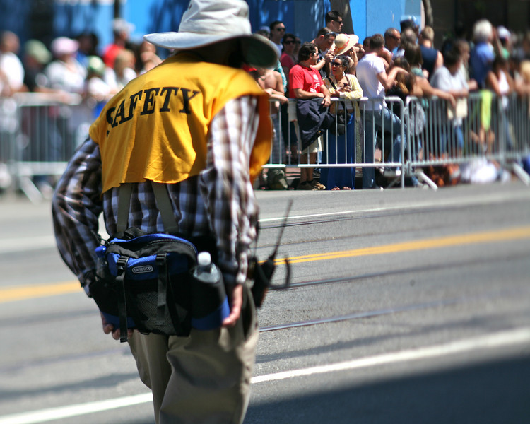 Safety, SF Pride Parade 2009