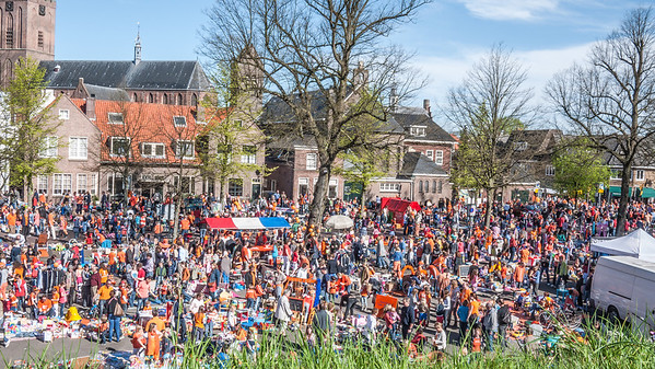Queens day 2012