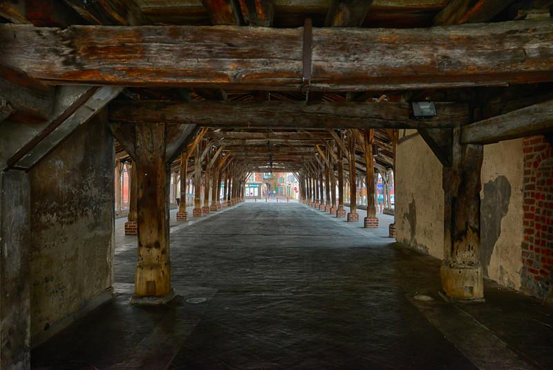 Les Halles - Chatillon sur Chalaronne