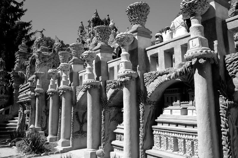 Le Palais Idéal du Facteur Cheval - Hauterives