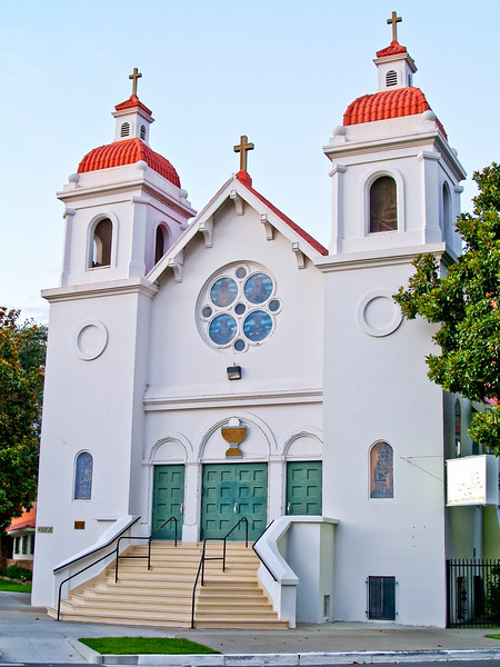 St. Elizabeth Catholic Church, Sacramento, CA