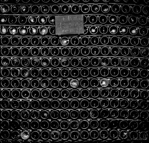 Cave de Champagne - Epernay - Marne