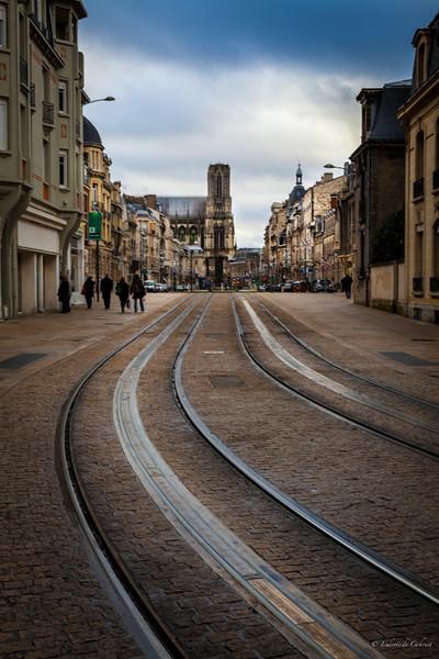 Cathédrale de Reims - Marne - France