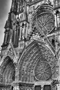 Reims et Epernay - Marne - France