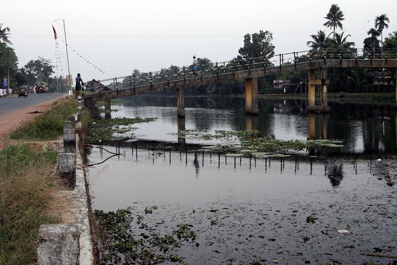 Allepy Road, Kerala