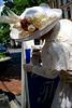 Summer Hat (Fuji XE1, Nikon 24 mm)