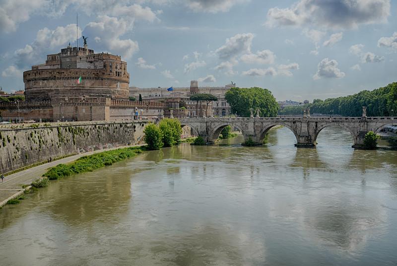 Chateau Saint-Ange - Rome