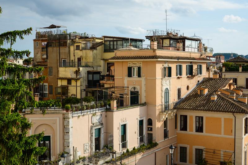 Quartier Piazza Di Spagna - Rome