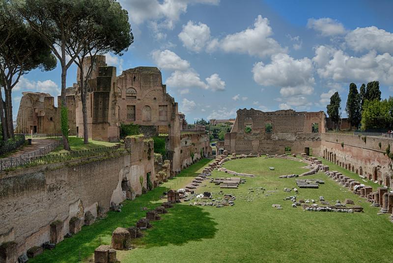Stadium Pamatino - Rome