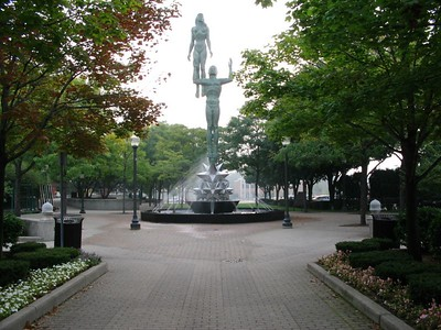 Royal Oak Statute Park