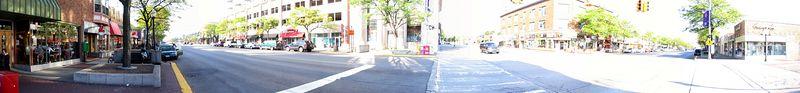 Royal Oak Street Panoramics