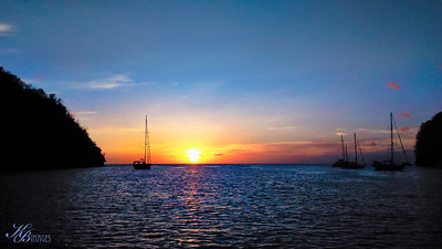 Sunset Cruise - St. Lucia