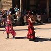 Street showgirls