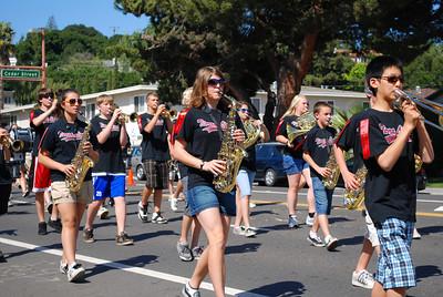 San Carlos Parade