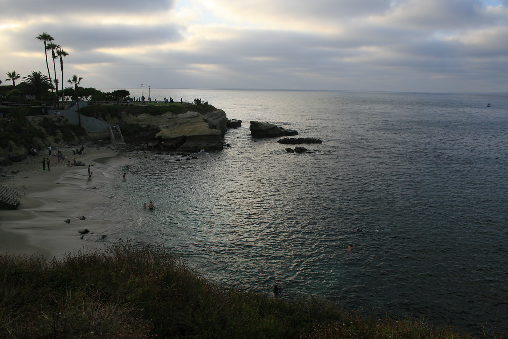 La Jolla Cove, June 2007