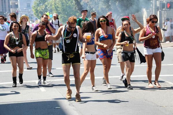 San Francisco Pride Parade, June 30, 2013