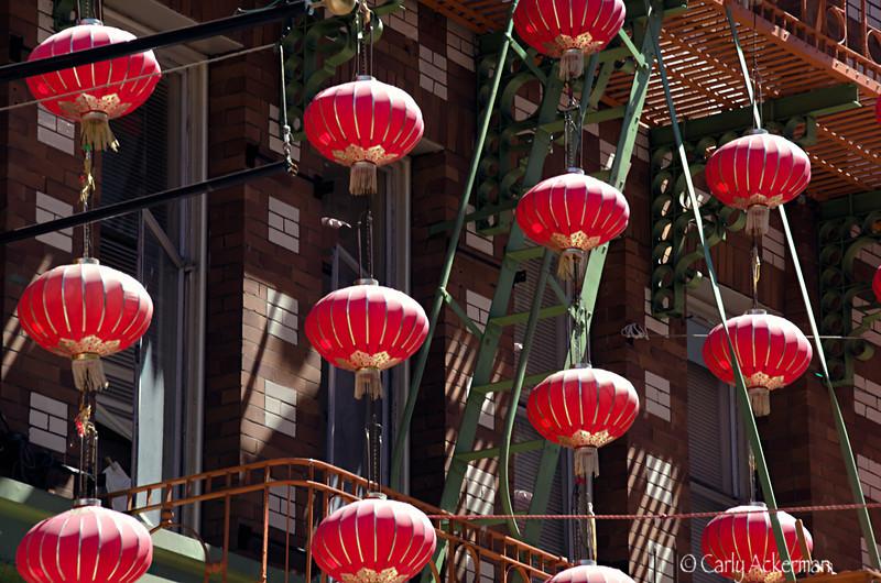 Lanterns on my Mind