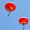 Lanterns in the Wind