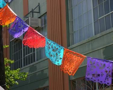 Papel Picado, Carnivale, San Francisco, May 2006