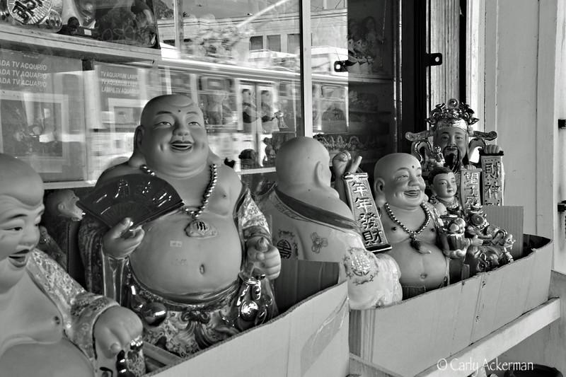 Happy Buddhas