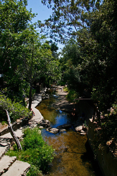 River walk Downtown SLO town