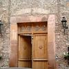 Capina door