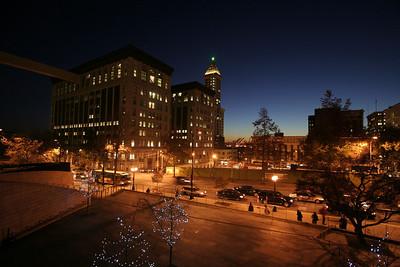 Seattle Streets Photoshoot - December 2009