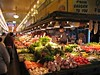 fresh veggies from the alterna/grunge stand