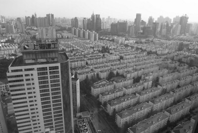 0617-Shanghai-B&W-6