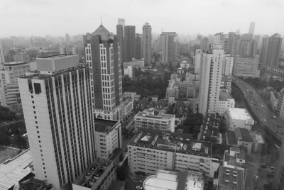 0616-Shanghai-B&W-5
