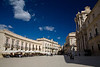 Again the main square in Ortigia.